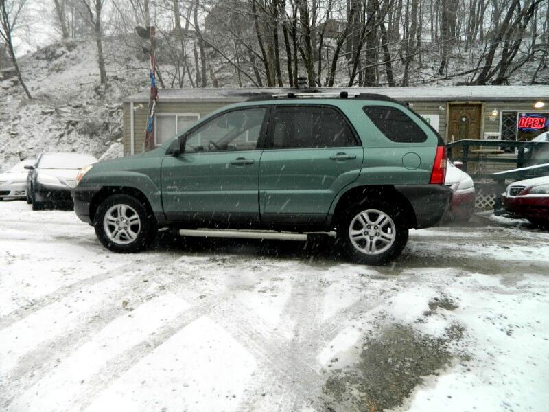 2006 Kia Sportage EX V6 4WD