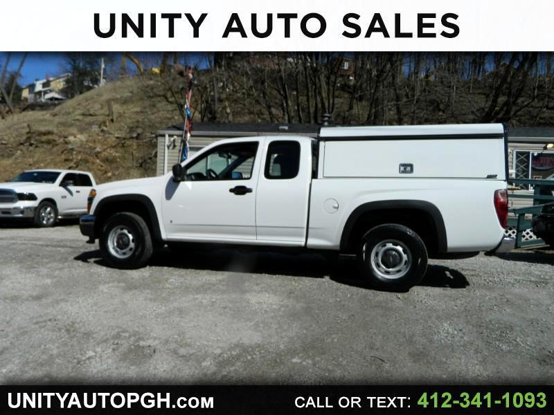 2006 Chevrolet Colorado LS Ext. Cab 4WD