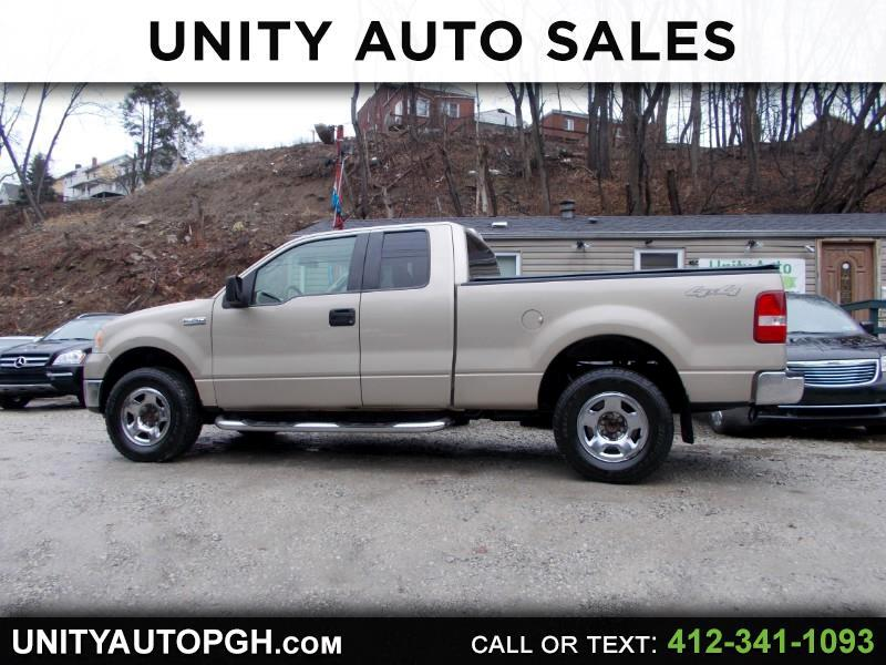 Ford F-150 XL SuperCab 4WD 2008