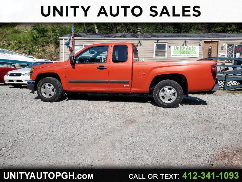 Chevrolet Colorado Work Truck Ext. Cab 2WD 2008