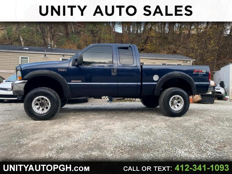 Ford F-250 SD FX4 SuperCab 4WD 2003
