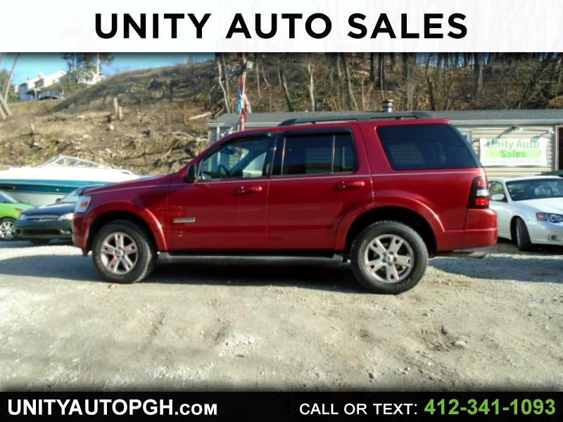 Ford Explorer XLT 4.0L 4WD 2008