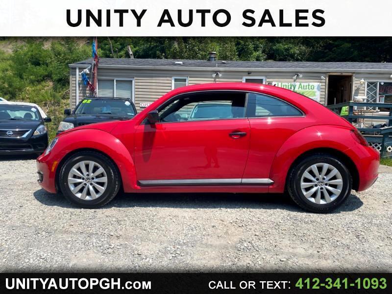 Volkswagen Beetle 1.8T Classic 2015