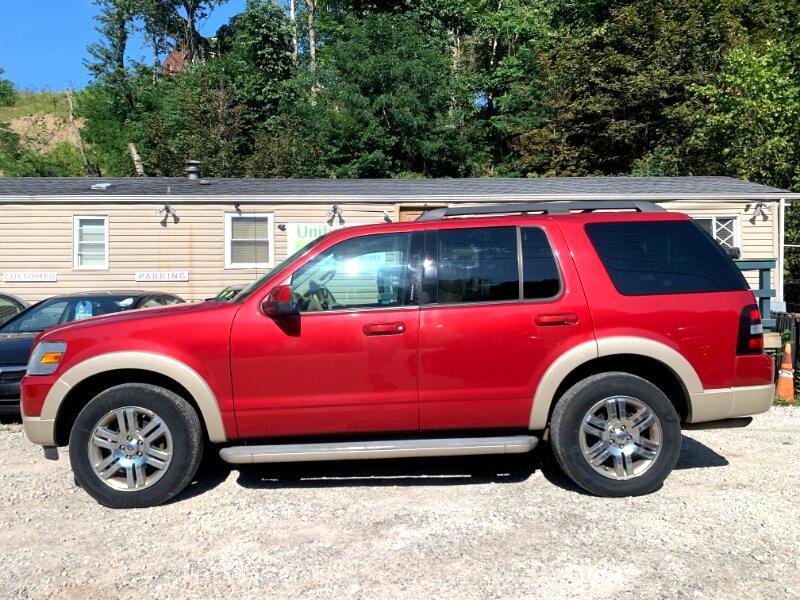 Ford Explorer Eddie Bauer 4.0L 4WD 2010