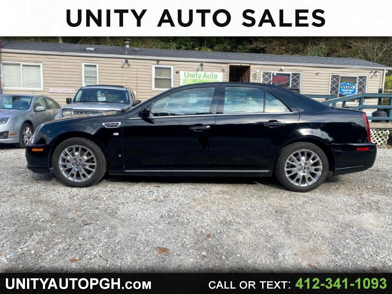 Cadillac STS V8 Premium Luxury Performance AWD 2008