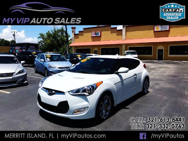2015 Hyundai Veloster Base 6AT