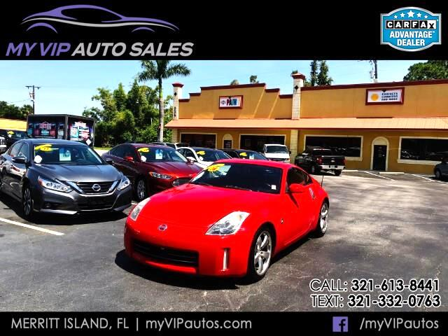 2008 Nissan 350Z Touring Coupe