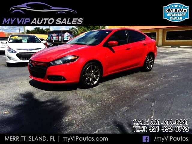 2013 Dodge Dart 4dr Sdn Rallye *Ltd Avail*
