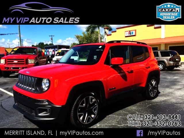 2015 Jeep Renegade Latitude FWD