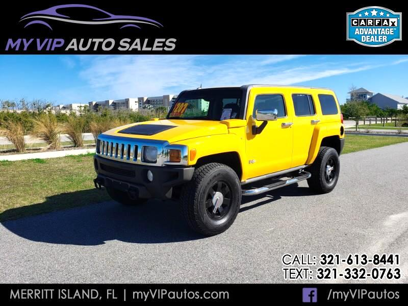 2007 HUMMER H3 4WD 4dr SUV H3X