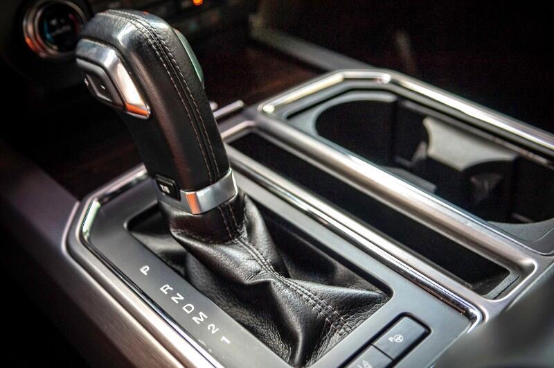 """Ford F-150 4WD SuperCrew 157"""" Platinum 2016"""