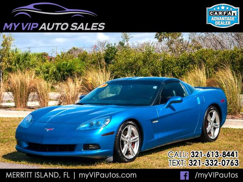 2009 Chevrolet Corvette 3LT Coupe Manual