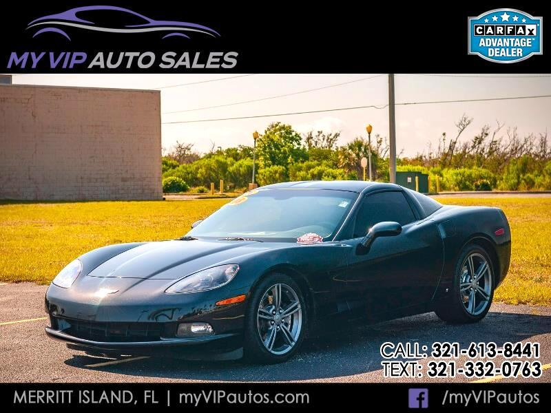 2008 Chevrolet Corvette 2LT Coupe Manual