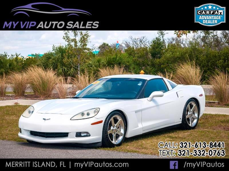 2008 Chevrolet Corvette 2LT Coupe Automatic