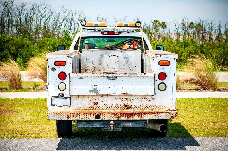 2010 GMC Sierra 2500HD Work Truck Crew Cab 2WD
