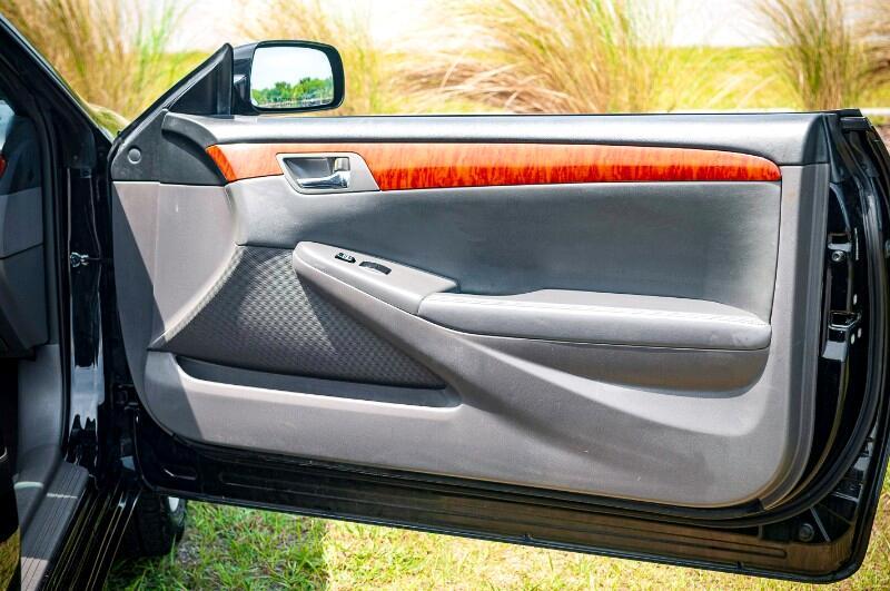 2008 Toyota Camry Solara Sport Convertible