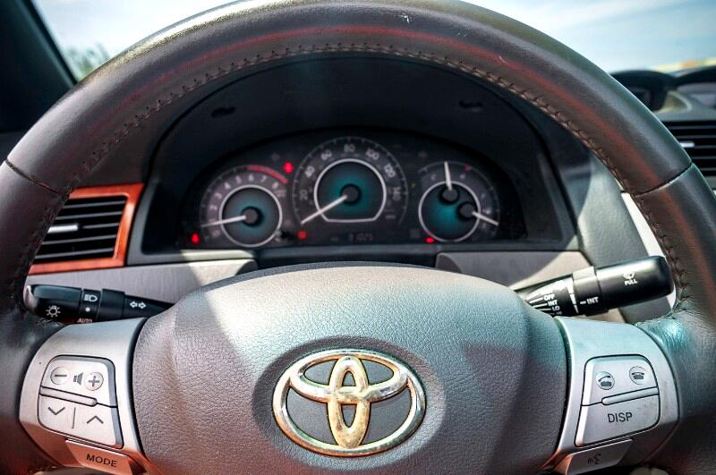 Toyota Camry Solara Sport Convertible 2008