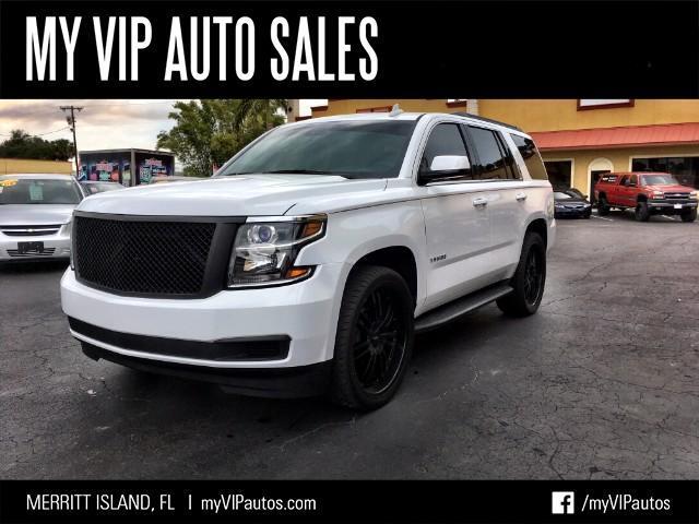 2016 Chevrolet Tahoe LS 2WD