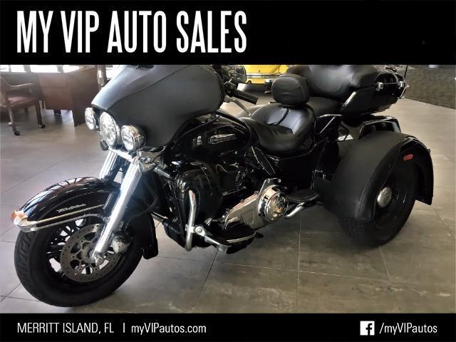 2014 Harley-Davidson Trike