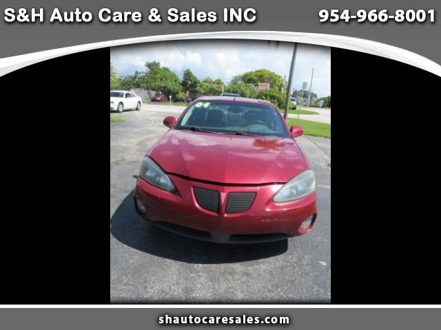 2004 Pontiac Grand Prix Turbo
