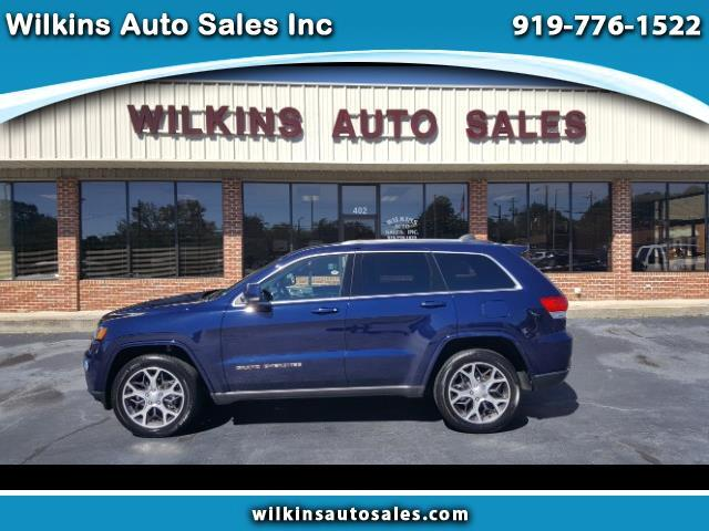 2018 Jeep Grand Cherokee STERLING LIMITED 4WD