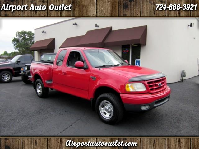 2001 Ford F-150 XLT SuperCab Flareside 4WD