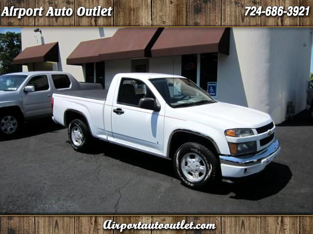 2008 Chevrolet Colorado LS 2WD