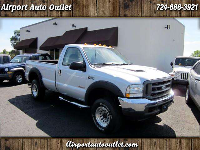 2003 Ford F-250 SD XL 4WD