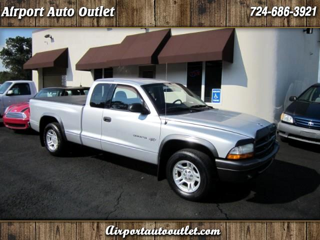 2002 Dodge Dakota Club Cab 2WD