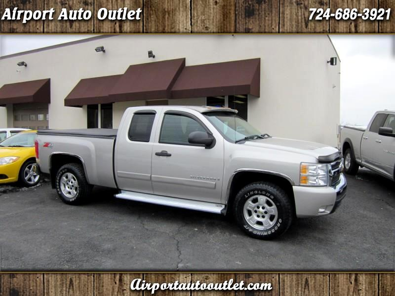 Chevrolet Silverado 1500 LT1 Ext. Cab Short Box 4WD 2008