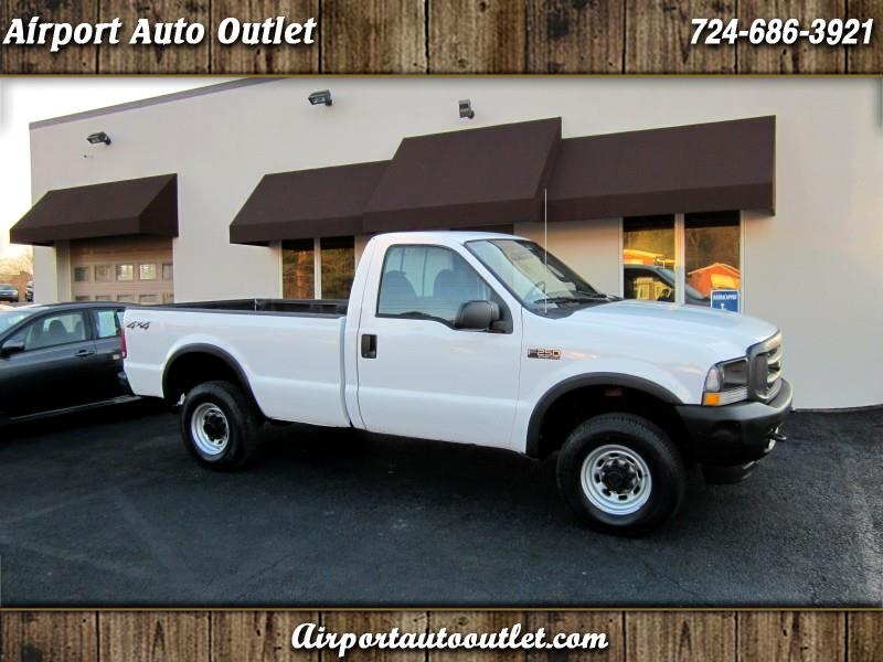 2004 Ford F-250 SD XL 4WD