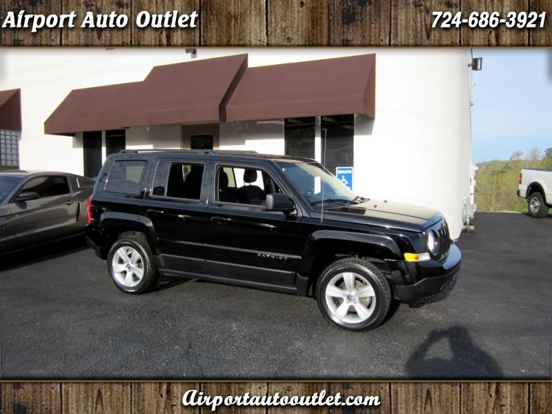 Jeep Patriot Latitude 4WD 2012