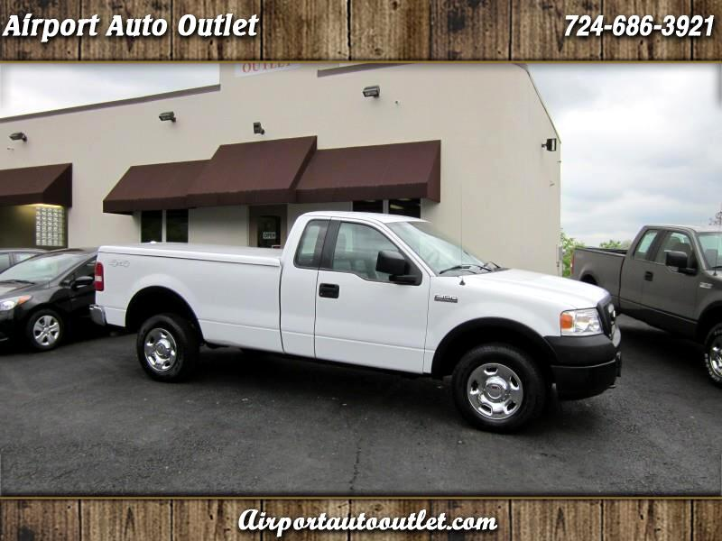2005 Ford F-150 XL Long Bed 4WD