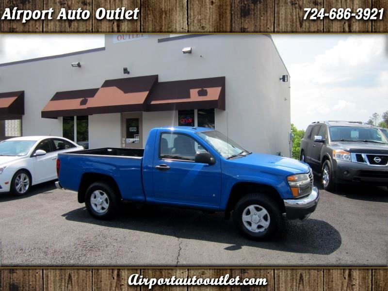 GMC Canyon Work Truck 4WD 2008
