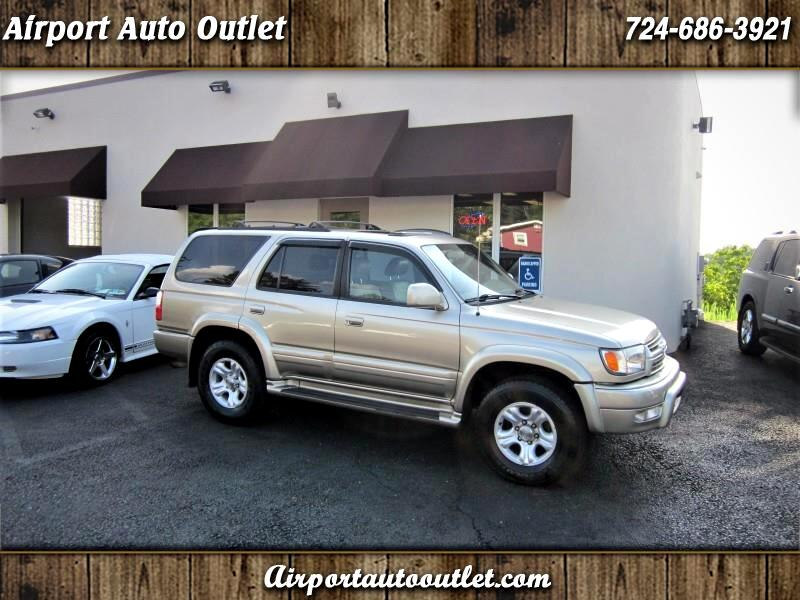 Toyota 4Runner Limited 4WD 2002