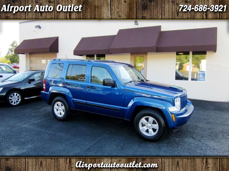 Jeep Liberty Sport 4WD 2010