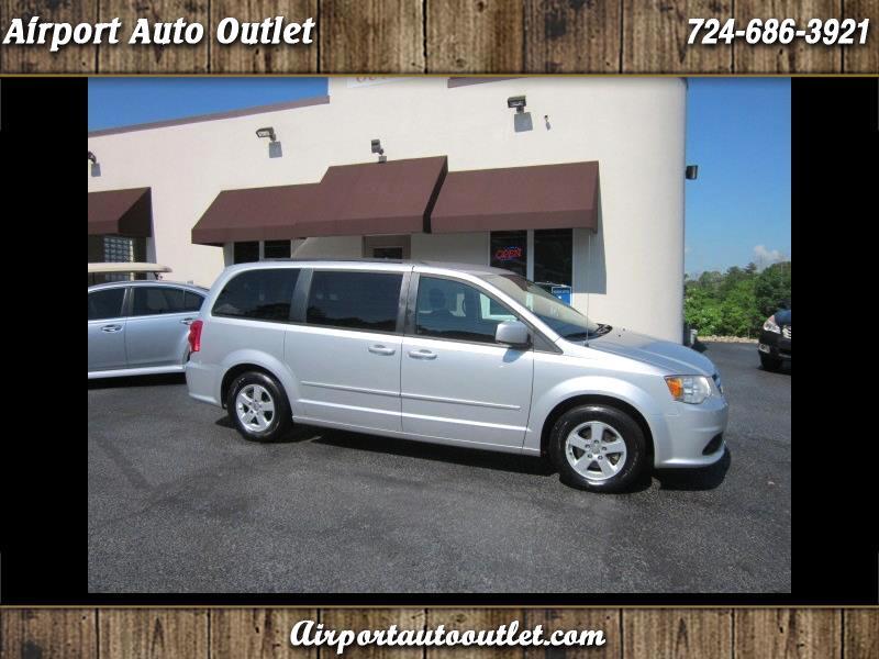 Dodge Grand Caravan Mainstreet 2011