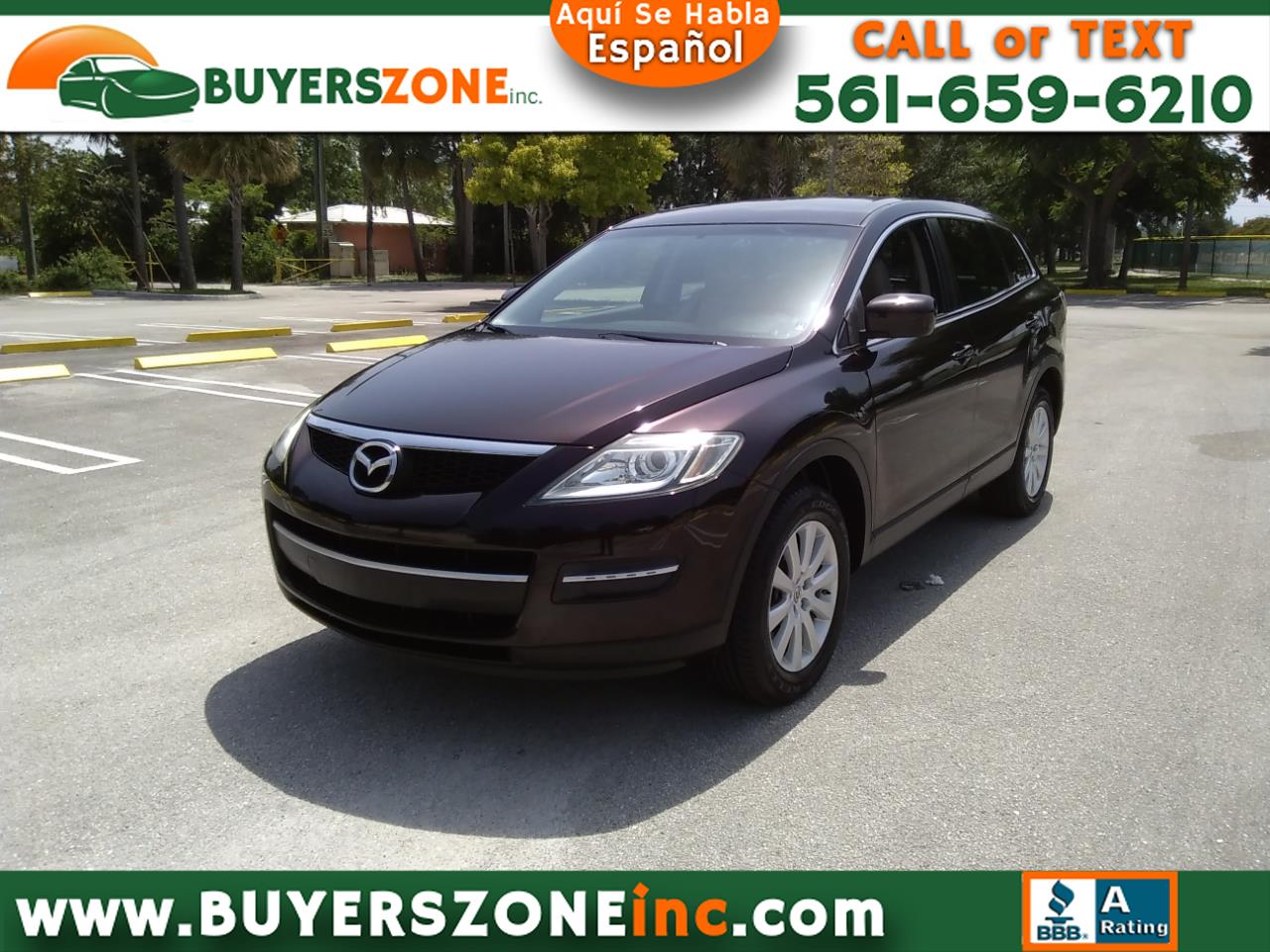 2008 Mazda CX-9 FWD 4dr Touring