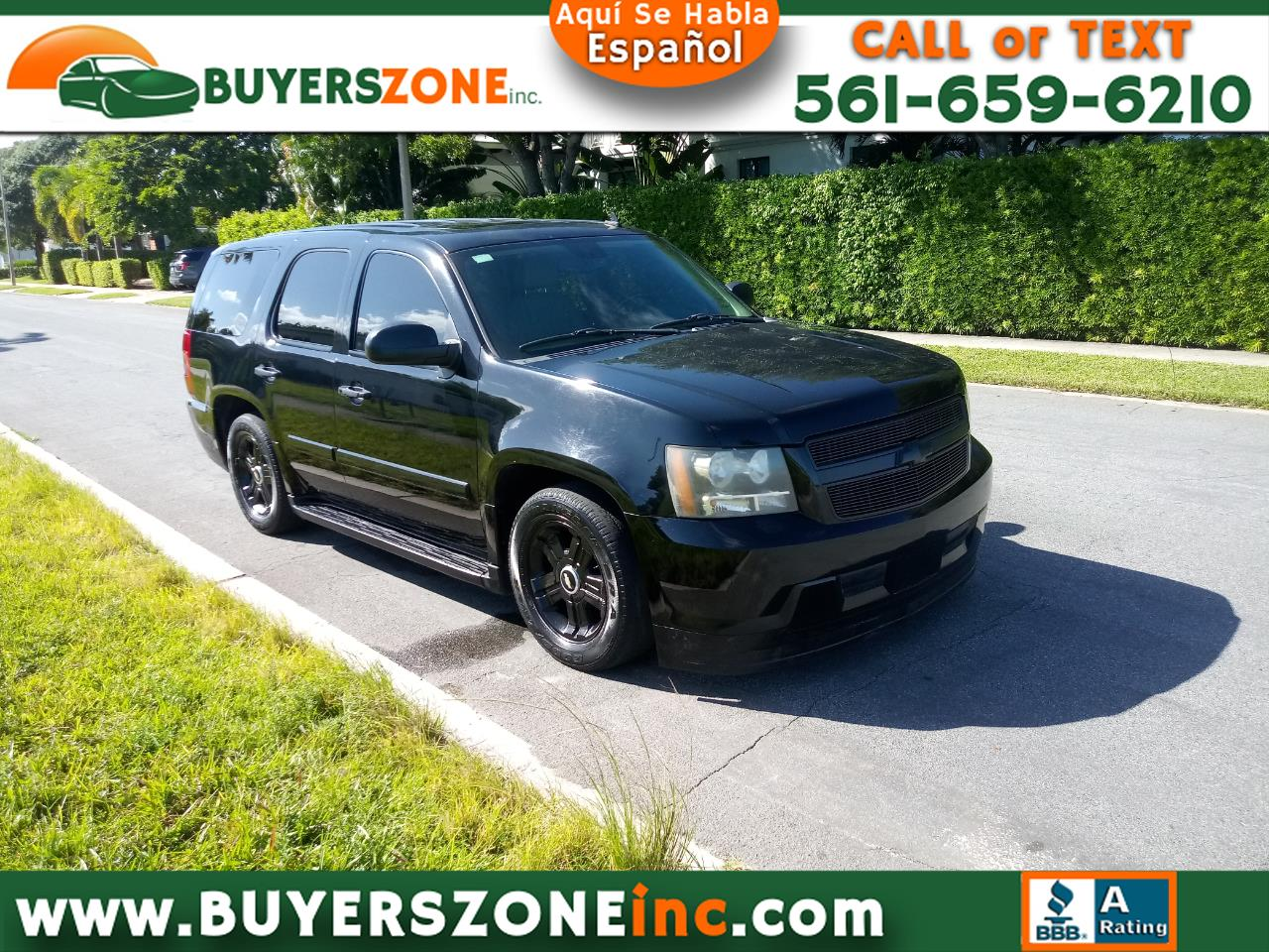 2008 Chevrolet Tahoe Hybrid 2WD 4dr