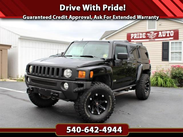 2007 HUMMER H3 Luxury w/Navigation, Wheels & Tires