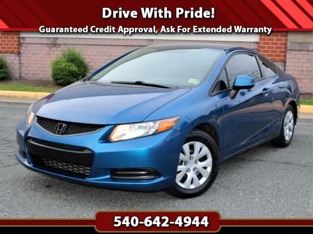 2012 Honda Civic Couple 5-Speed AT