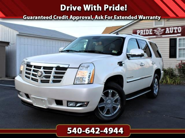 2007 Cadillac Escalade AWD, DVD, Navigation, Backup Camera