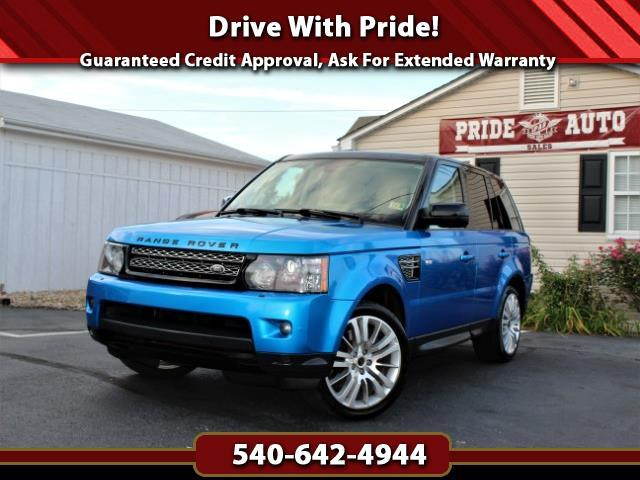 2012 Land Rover Range Rover Sport HSE LUX Custom Wrapped