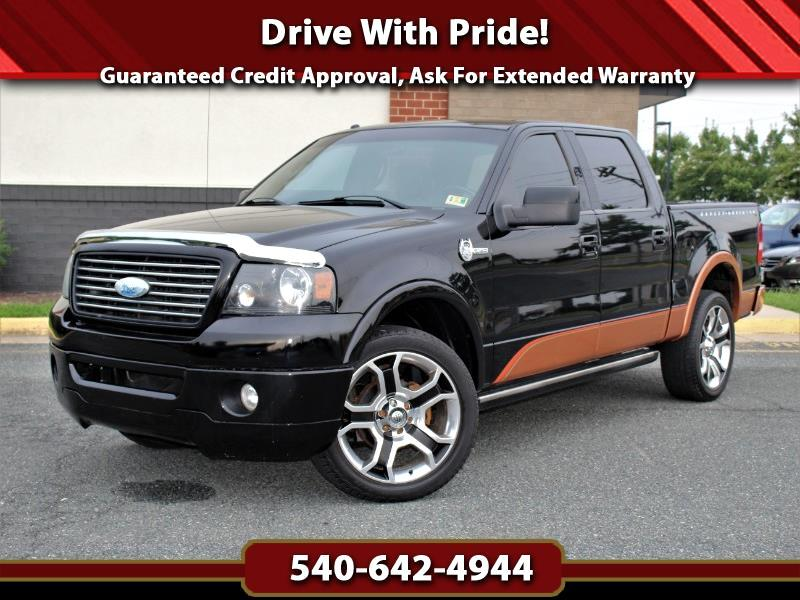 2008 Ford F-150 Harley-Davidson 105th Anniversary Edition 4WD