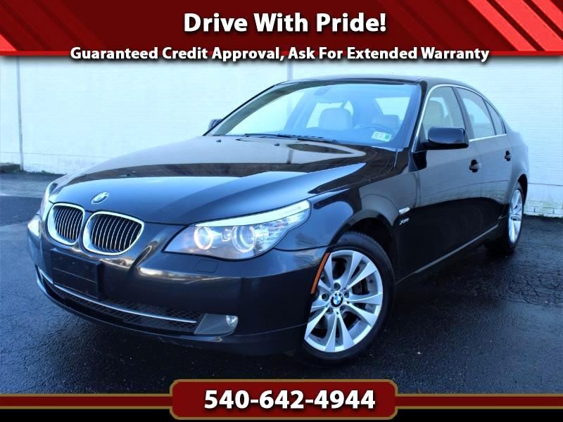 2009 BMW 5-Series 535xi AWD