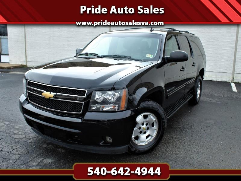 2013 Chevrolet Suburban 1500 LT 4WD W/ Navigation, DVD, Third Row