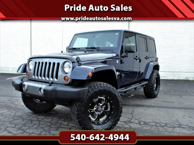 2013 Jeep Wrangler Unlimited FREEDOM Sport 4WD