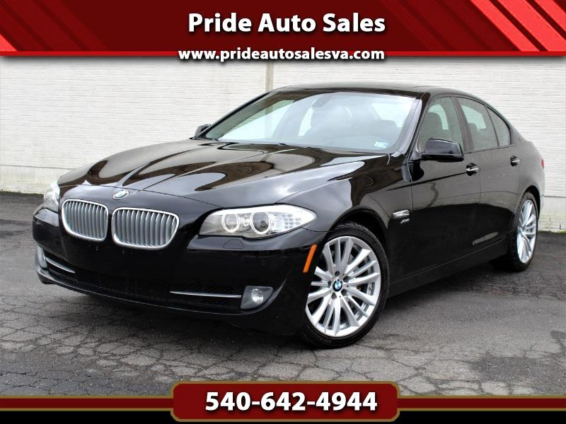 2011 BMW 5-Series 550i xDrive AWD