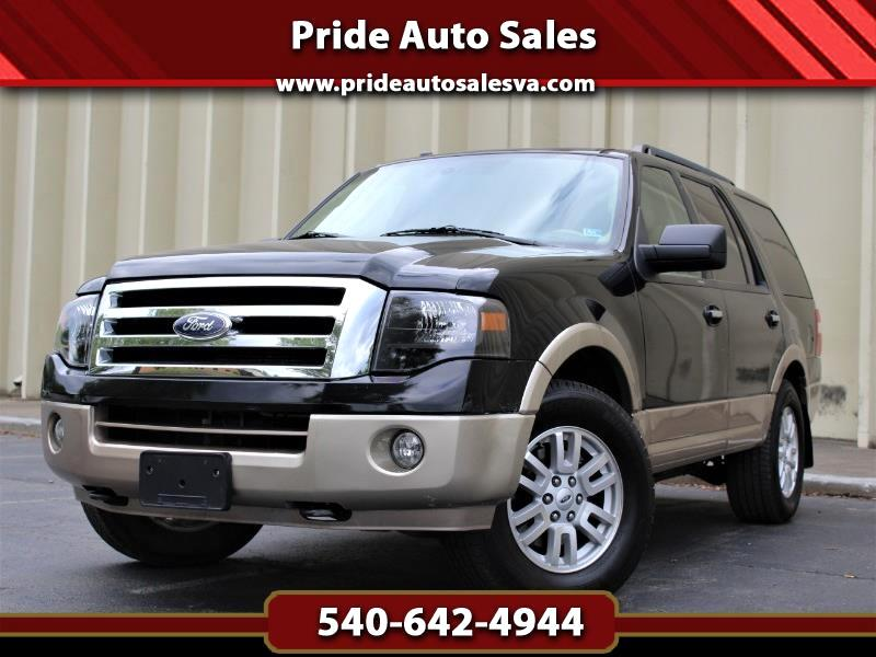 2014 Ford Expedition XLT 4WD w/ Backup Camera, Leather Seats