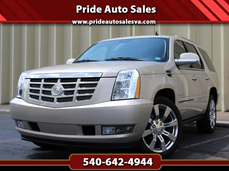 2010 Cadillac Escalade Executive AWD Premium